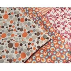 Répertoire des tissus coton et imprimé